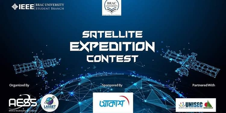 Satellite Expedition Contest 2020 Organised by IEEE Bracu Student Branch - Bongo Mirror