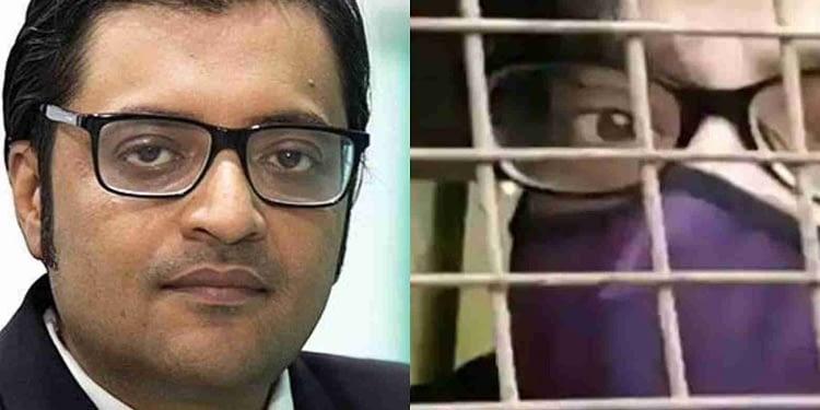 ভারতের বিতর্কিত টিভি উপস্থাপক অর্ণব গোস্বামী গ্রেফতার - Bongo Mirror