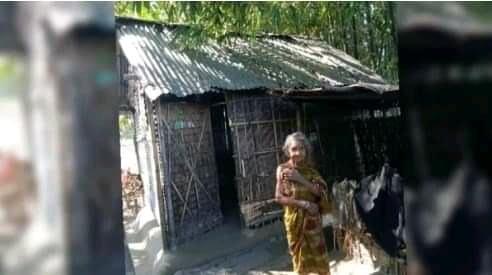 ডিমলায় জমিরন বেওয়ার একটি ঘরের জন্য মানবিক আবেদন - Bongo Mirror